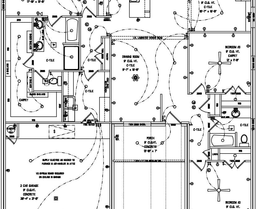 Mary Floor Plan